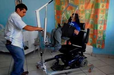 Grúas Ortopédicas